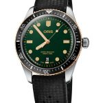 ORIS Sixty-Five bronzo verde 40 mm