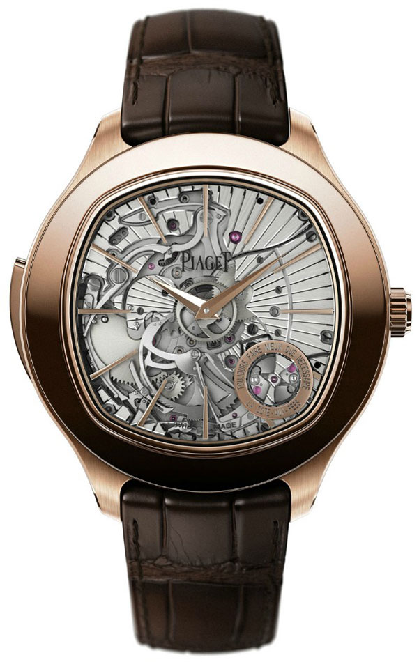 PIAGET EMPERADOR COUSSIN XL ULTRA THIN MINUTE REPEATER