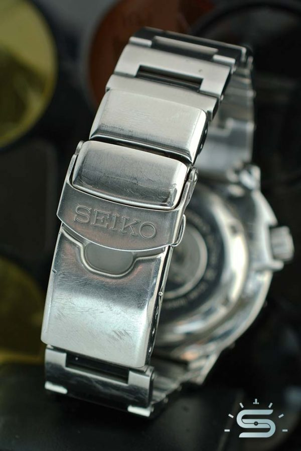 Seiko Monster nero
