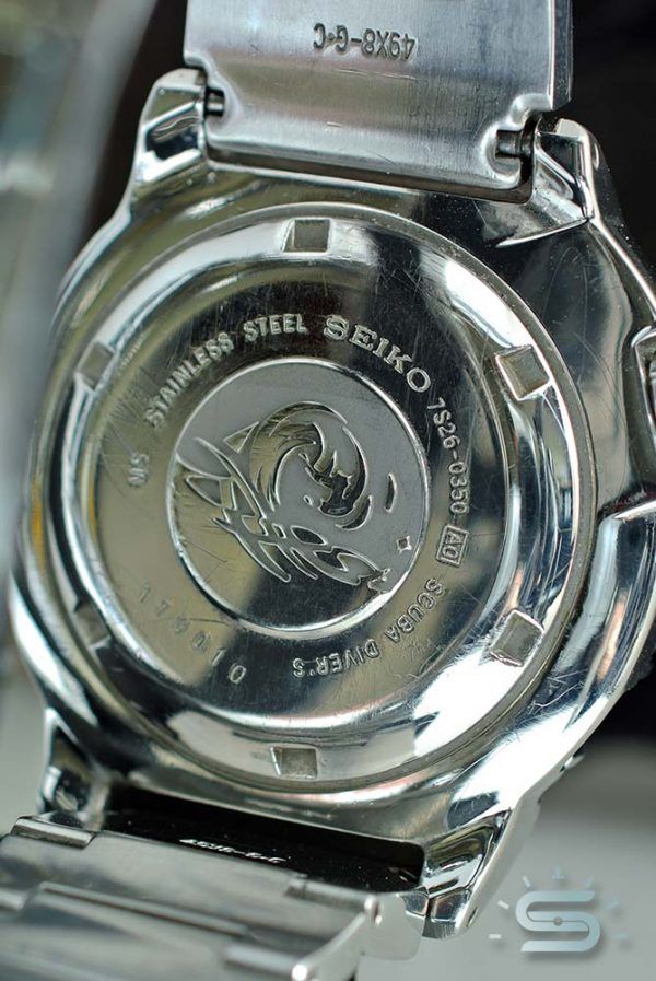 Seiko Monster 1