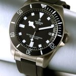 TUDOR BLACK HERITAGE DIVERS BAY
