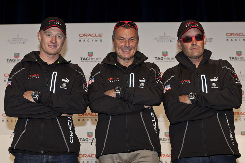 Il Team Oracle Racing