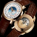 VACHERON COSTANTIN PATRIMONY WORLD TIME