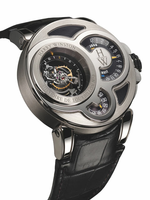 Harry Winston Historie de Tourbillon 2