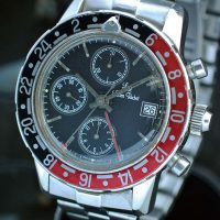 Lucien Rochat chrono GMT Limited Edition