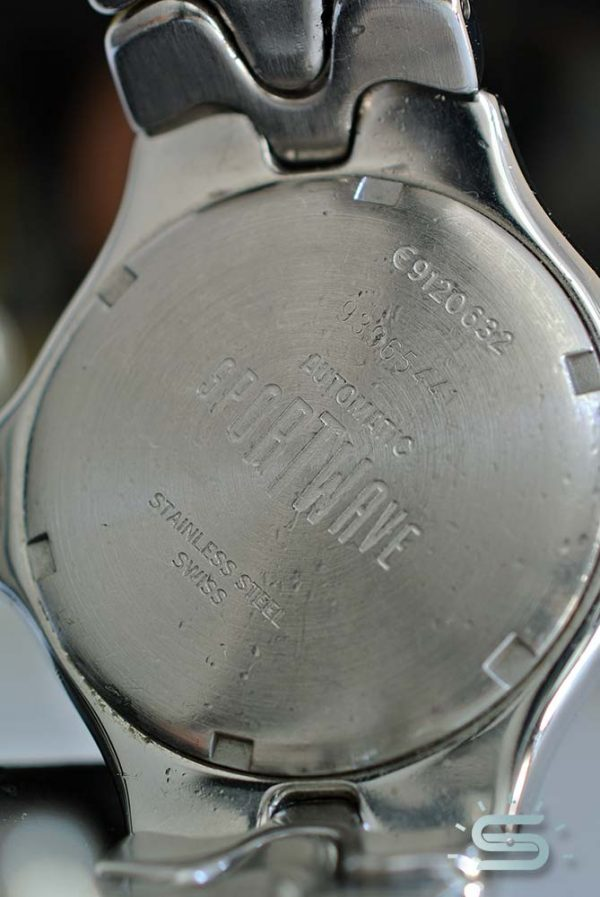 Ebel Sport Wave Automatic
