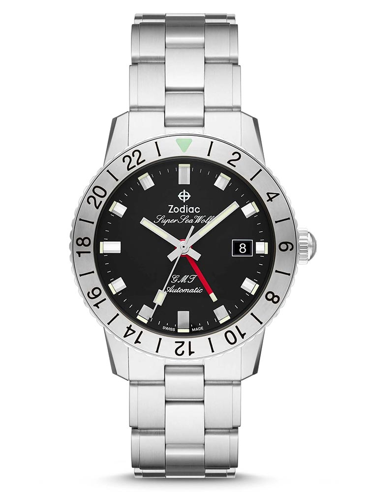 ZODIAC SUPER SEA WOLF GMT