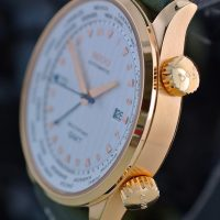 Mido Multifort GMT Dual Time