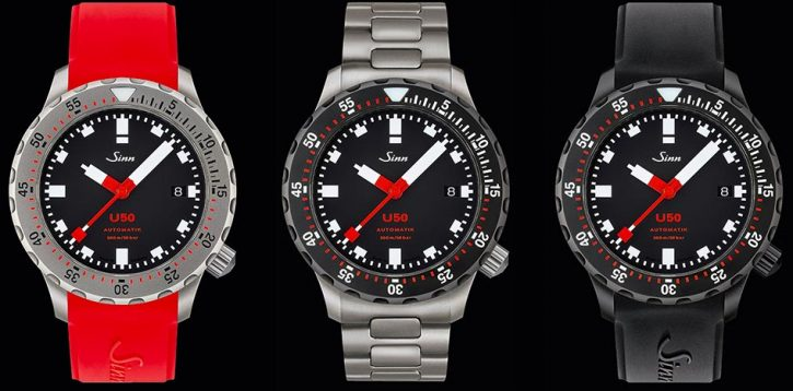 SINN U50 Diving Watch